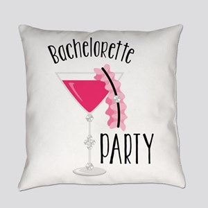 Bachelorette Party Everyday Pillow