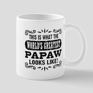 World's Greatest Papaw Mug
