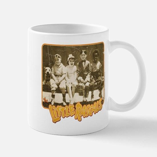 The Little Rascals Character Shot Mug