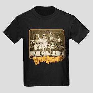 The Little Rascals Character Sho Kids Dark T-Shirt