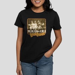 The Little Rascals Character Women's Dark T-Shirt