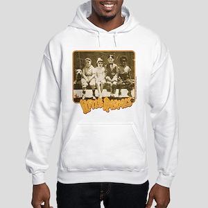 The Little Rascals Character Sho Hooded Sweatshirt