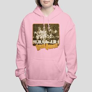 The Little Rascals Chara Women's Hooded Sweatshirt