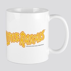 The Little Rascals Logo Mug