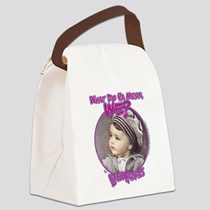 The Little Rascals: Darla Canvas Lunch Bag