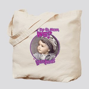 The Little Rascals: Darla Tote Bag