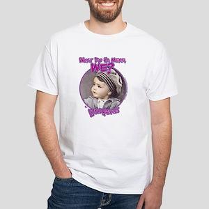 The Little Rascals: Darla White T-Shirt