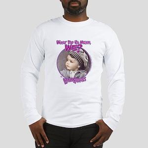 The Little Rascals: Darla Long Sleeve T-Shirt