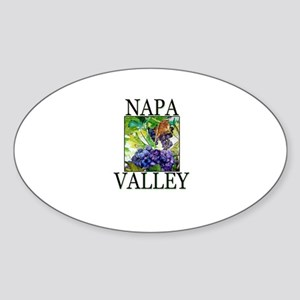 Napa Valley Sticker