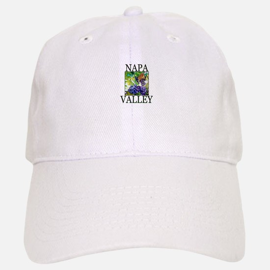 Napa Valley Baseball Baseball Cap