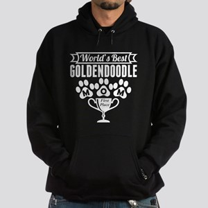 World's Best Goldendoodle Mom Hoodie
