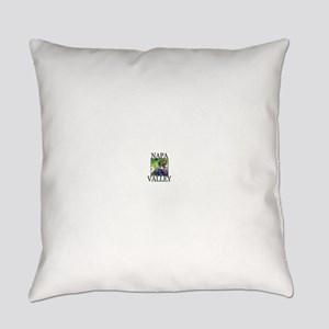 Napa Valley Everyday Pillow