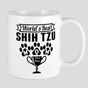 World's Best Shih Tzu Mom Mugs