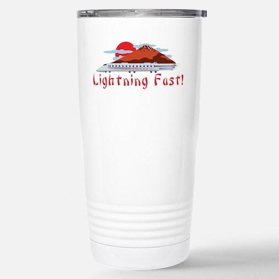 Lightning Fast Travel Mug