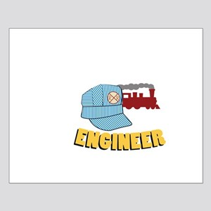Train Engineer Posters