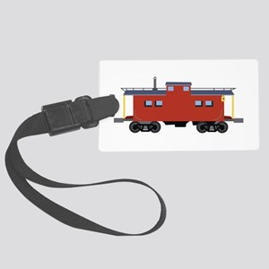 Caboose Luggage Tag