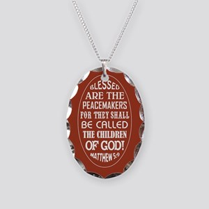 BLESSED ARE... Necklace