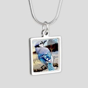 Blue Jay Sunrise Necklaces