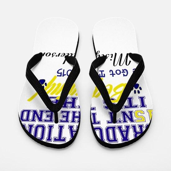 Seniors 2015 Personalize Flip Flops