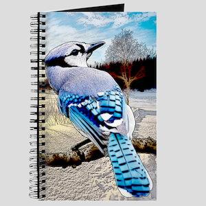 Blue Jay Sunrise Journal
