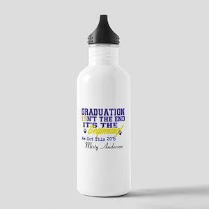 Seniors 2015 Personalize Water Bottle