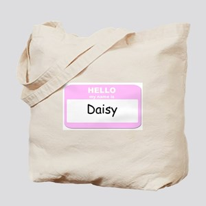 My Name is Daisy Tote Bag