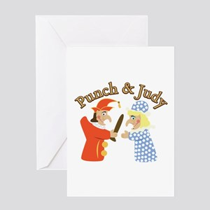 Punch & Judy Greeting Cards