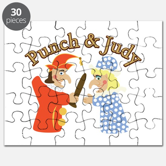 Punch & Judy Puzzle