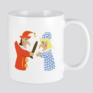 Punch & Judy Mugs