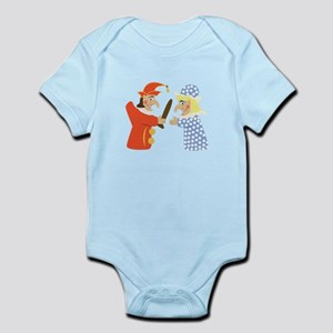 Punch & Judy Body Suit