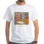 This Lamp (logo) White T-Shirt