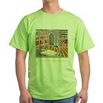This Lamp (logo) Green T-Shirt