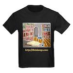 This Lamp (logo) Kids Dark T-Shirt