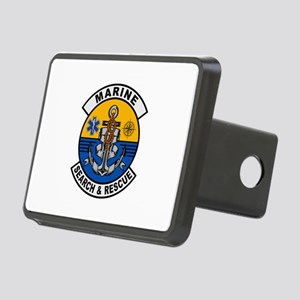 Marine Search and Rescue Hitch Cover