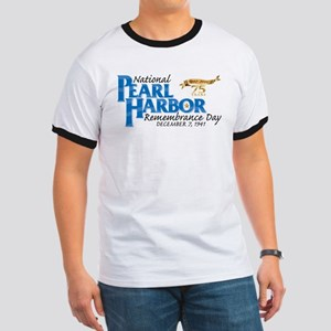 75 years: Pearl Harbor Ringer T
