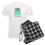 Oudinot Men's Light Pajamas