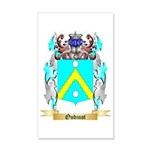 Oudinot 35x21 Wall Decal