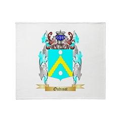 Oudinot Throw Blanket
