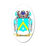 Oudineau 35x21 Oval Wall Decal