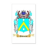 Oudineau 20x12 Wall Decal