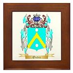 Oudin Framed Tile