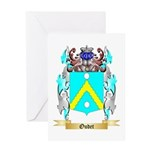 Oudet Greeting Card