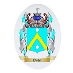 Oudet Oval Ornament