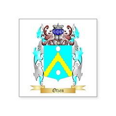 Otzen Square Sticker 3
