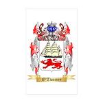 O'Twomey Sticker (Rectangle 50 pk)