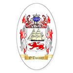 O'Twomey Sticker (Oval 10 pk)