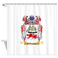 O'Twomey Shower Curtain