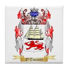 O'Twomey Tile Coaster