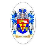 O'Tuohy Sticker (Oval 50 pk)