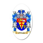 O'Tuohy 20x12 Oval Wall Decal